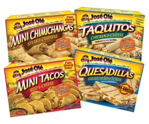 Printable Coupon – SAVE $1 on Jose Ole Snacks