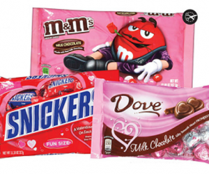 Printable Coupon – SAVE $1 on Mars Valentine's Candy