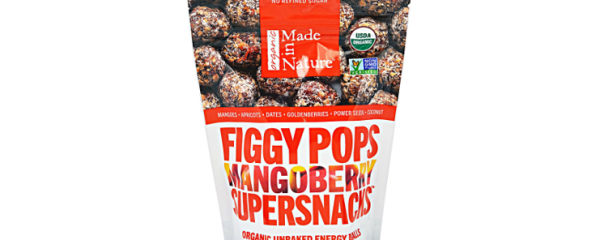 Organic Made in Nature Figgy Pops new