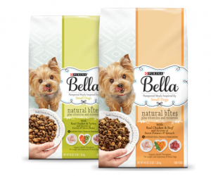 Printable Coupon – SAVE $2 on Bella Dry Dog Food
