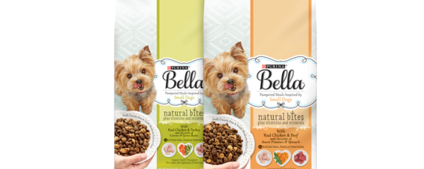 Purina Bella Dry Dog Food Bags new