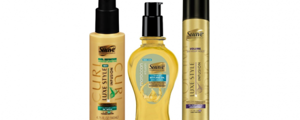 Suave Professionals Styling Products new