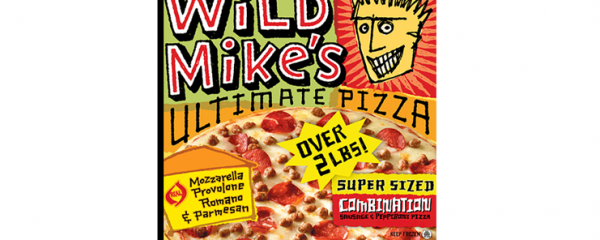 Wild Mike's Super Sized Pizza new