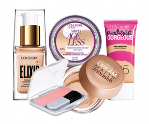 Printable Coupon – SAVE $3 on Covergirl Face Products
