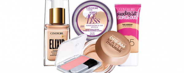 Covergirl Face Products new