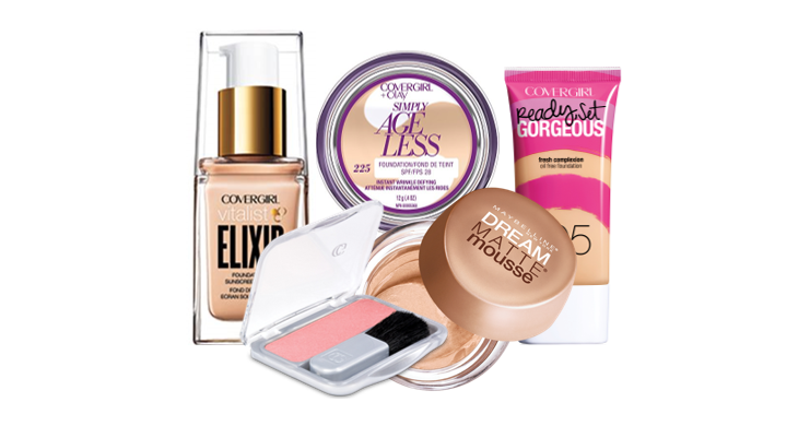COVERGIRL FACE COUPON