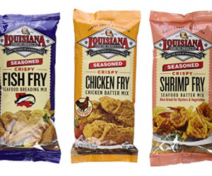 Printable Coupon – SAVE $1 on Louisiana FF Breadings