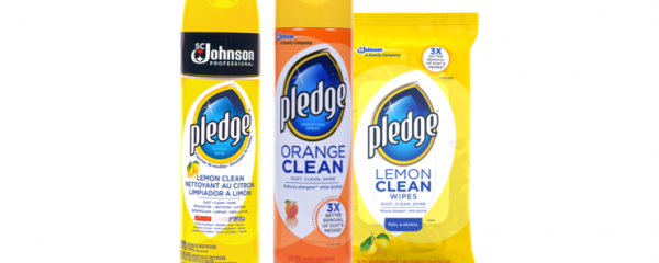 Pledge Furniture Care Products new