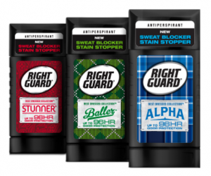 Printable Coupon – SAVE $2 on Right Guard Best Dressed Deodorants