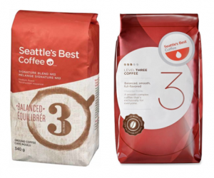 Printable Coupon – SAVE $1.0 on Seattle's Best Ground or Whole Bean