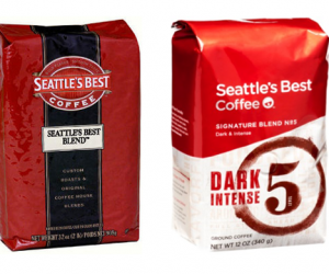 Printable Coupon – SAVE $2.25 on Seattle's Best Ground or Whole Bean