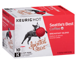 Printable Coupon – SAVE $1.05 on Seattle's Best K-Cups Box