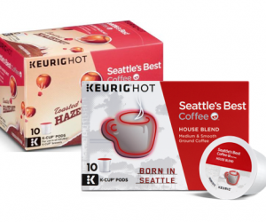 Printable Coupon – SAVE $2.25 on Seattle's Best K-Cups Boxes
