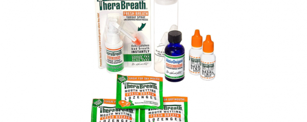 TheraBreath Products new