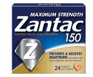 Printable Coupon – SAVE $3 on Zantac 150