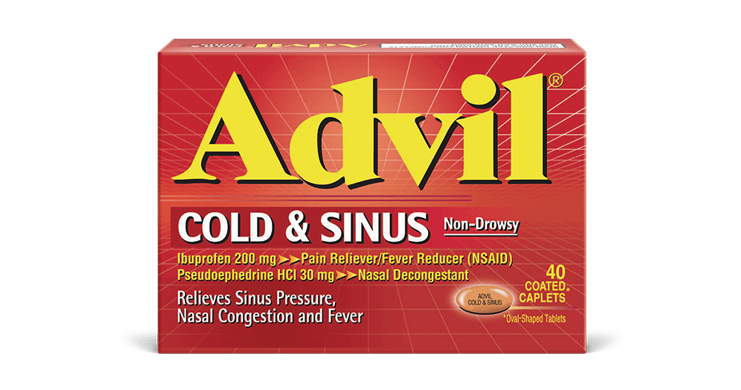 photo about Advil Printable Coupon called Printable Coupon - Help you save $2 upon Advil Chilly Sinus