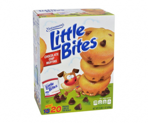 Printable Coupon – SAVE $0.50 on Entenmann's Little Bites