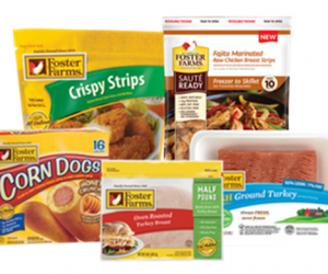 Printable Coupon – SAVE $2.50 on Foster Farms