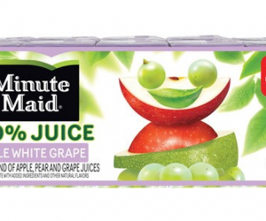Printable Coupon – SAVE $1 on Minute Maid Juice Boxes