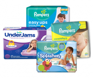Printable Coupons for Pampers – Save Up To $9