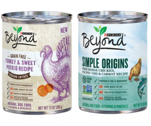 Printable Coupon – SAVE $1 on Beyond Wet Dog Food