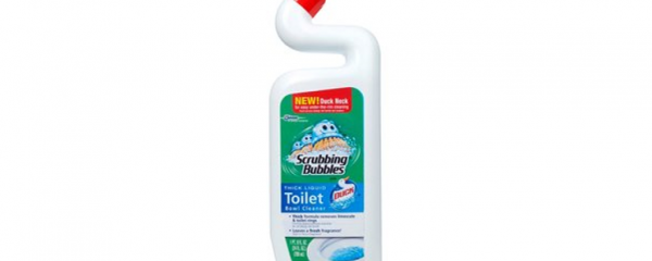 Scrubbing Bubbles Toilet Bowl Cleaner new