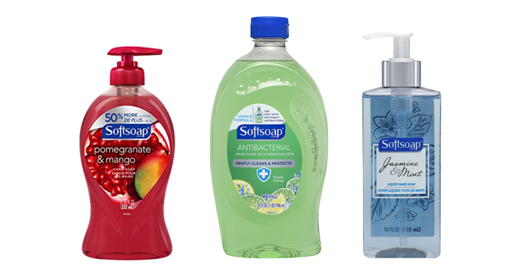 picture relating to Softsoap Printable Coupon titled Printable Coupon - Help you save $0.75 upon Softsoap Hand Cleaning soap