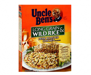 Printable Coupon – SAVE $1 on Uncle Ben's Flavored Grains