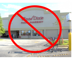 Winn Dixie Stores Closing in Pre-Bankruptcy Filing