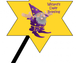 Wizard's Daily Briefing for Sunday, 4/29/2018