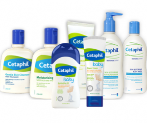 Printable Coupon – SAVE $2 on Cetaphil or Cetaphil Baby