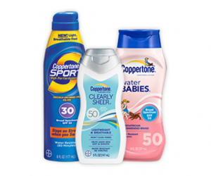 Printable Coupon – SAVE $4 on Coppertone Products