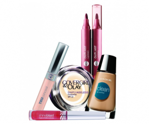 Printable Coupon – SAVE $4 on Covergirl