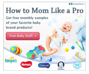 Magical Offer – Everyday Family Free Baby Samples!