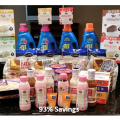 Publix Trip on 4/26 with 93% Savings