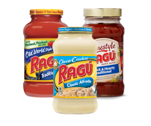 Printable Coupon – SAVE $0.75 on Ragu Pasta Sauce