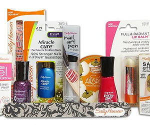 HOT SavingStar One or Many Offer – $4/$15 Sally Hansen