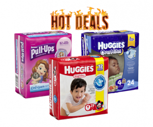 1 Walgreens Deal Alert - Huggies Pull-Ups Goodnites