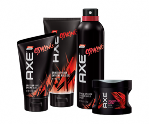 Printable Coupon – SAVE $3 on AXE Styling