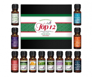 Essential Oils Gift Set 46% Off on Amazon Today Only