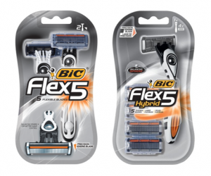 Printable Coupon – SAVE $6 on BIC Flex 5 Hybrid or Disposables