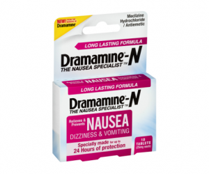 Printable Coupon – SAVE $2 on Dramamine-N