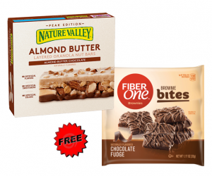 Freebie Alert – Nature Valley & Fiber One Publix Only