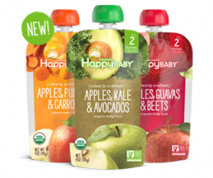 Printable Coupon – B4G1 Happy Baby Clearly Crafted Pouches