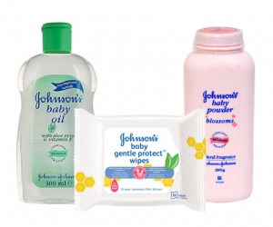 Printable Coupon – SAVE $1 on Johnson's Oil, Powder or Wipes