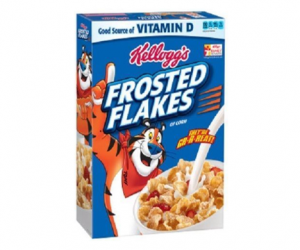Printable Coupon – SAVE $1 on Frosted Flakes