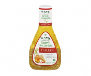 Printable Coupon – SAVE $0.75 on Ken's Vinaigrette