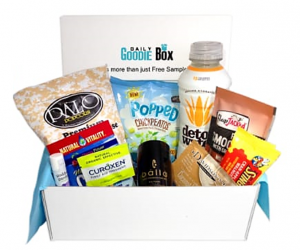 Magical Offer – Free Samples from The Daily Goodie Box