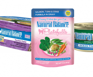 Printable Coupon – B3G1 Natural Balance Wet Cat Food