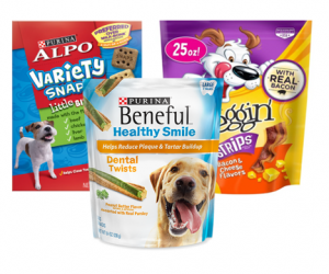 Printable Coupon – SAVE $1.50 on Purina Dog Treats
